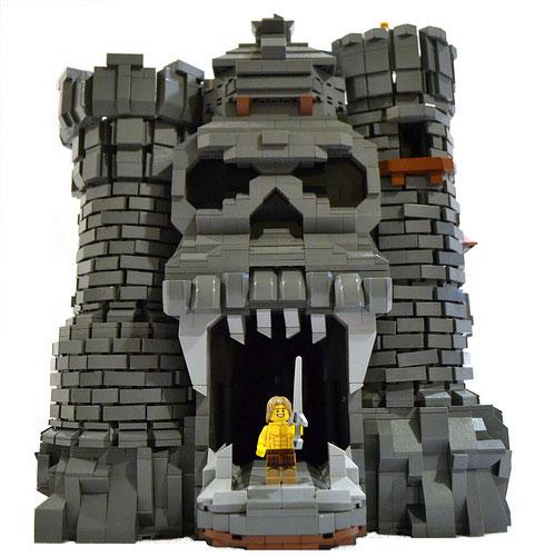 LEGO-Grayskull