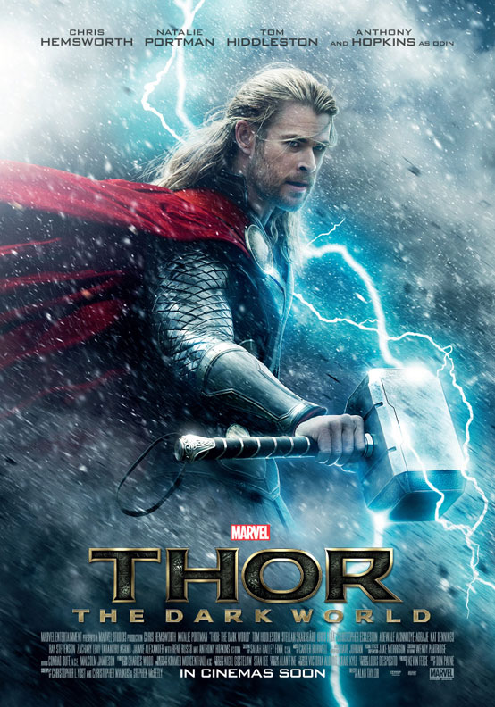THOR-THE-DARK-WORLD-TEASER-POSTER