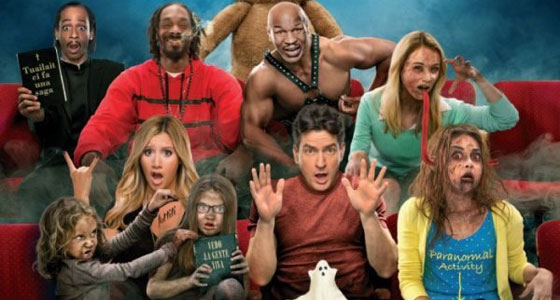 Scary Movie 5 Review Nerdly
