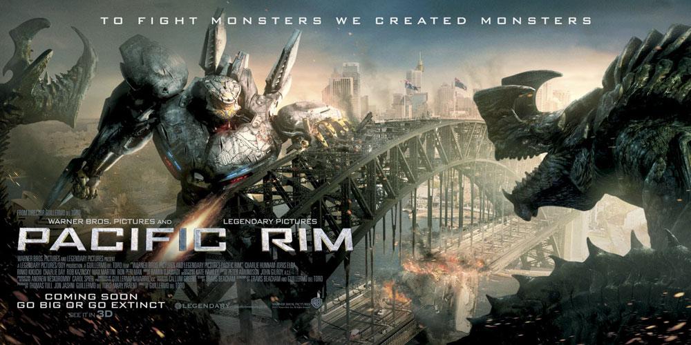 Kaiju-Poster