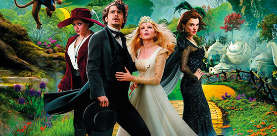 Nerdly » 'Oz: The Great and Powerful' ReviewOz The Great And Powerful Cast