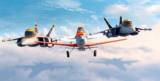 Planes-cast