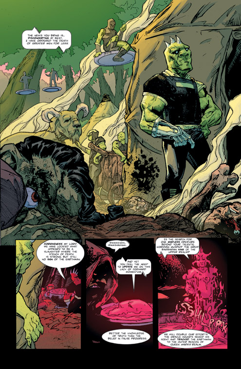 Bigfoot_Sword_of_the_Earthman_issue_four_preview_page_1