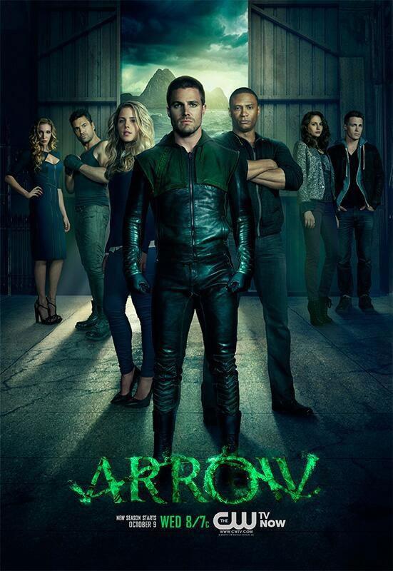 arrow-s2-poster