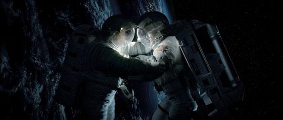 Gravity-Clooney-Bullock