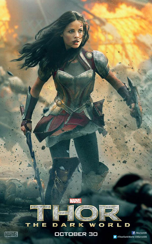Thor-The-Dark-World-Poster-Sif