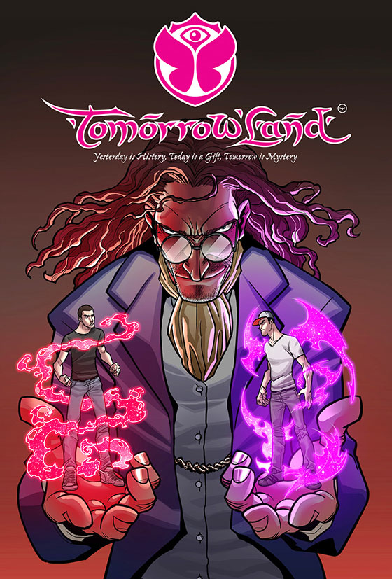 TomorrowLand_3_COVER_Color_130401