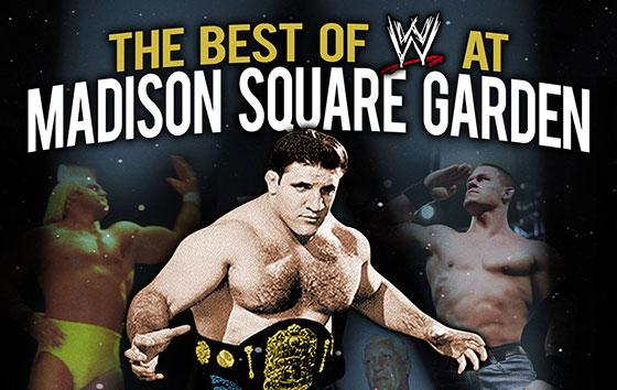 WWE-BestofMSG