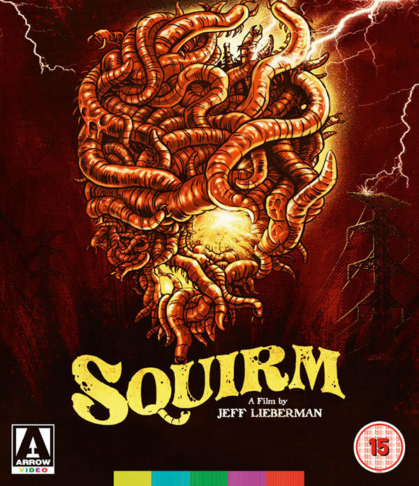 Nerdly 187 31 Days Of Horror Squirm Blu Ray Review