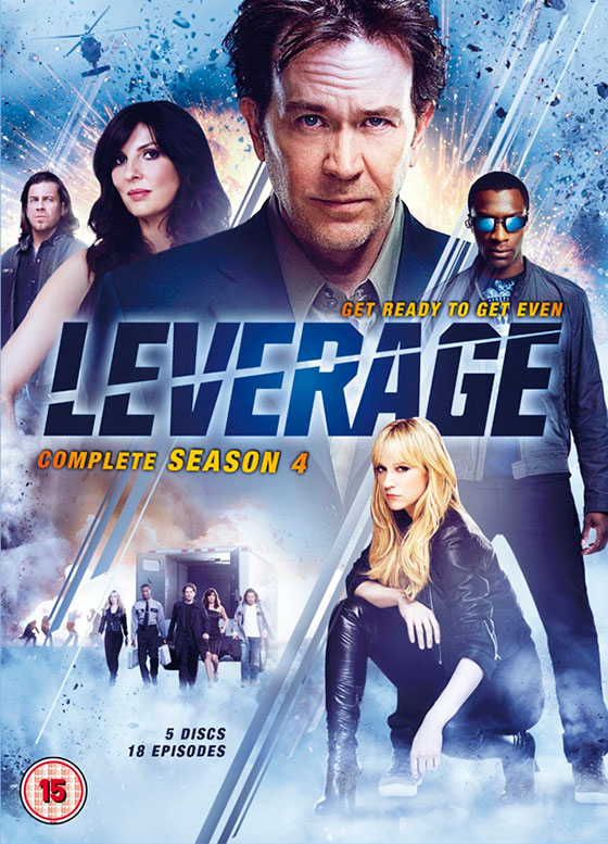 leverage-complete-season-four