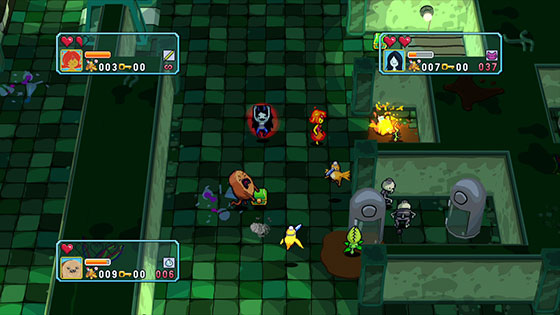 Nerdly » 'Adventure Time: Explore the Dungeon Because I Don't