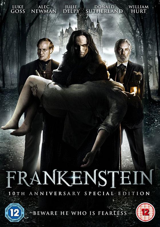 Frankenstein-DVD