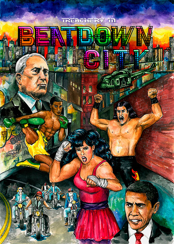Beatdown-City