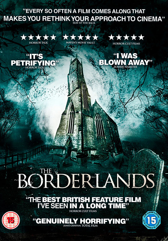 Borderlands-DVD