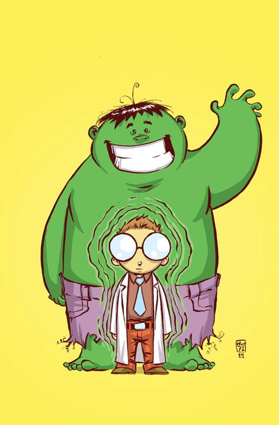 Hulk_1_Young_Variant