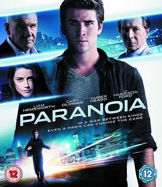 Paranoia-blu