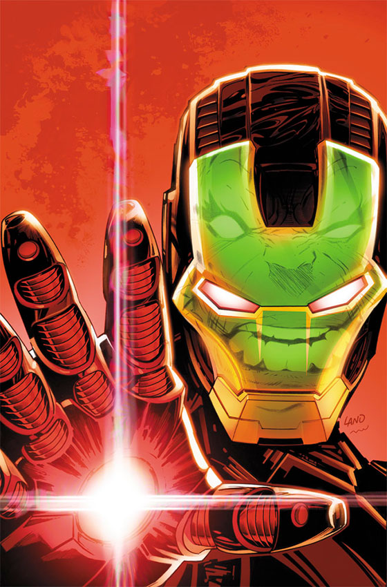 Hulk_vs_Iron_Man_1_Land_Variant