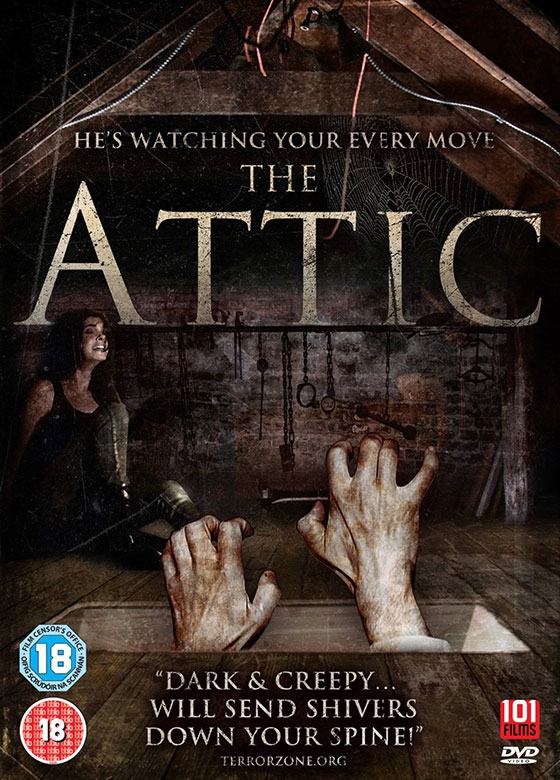 Nerdly 187 The Attic Dvd Review