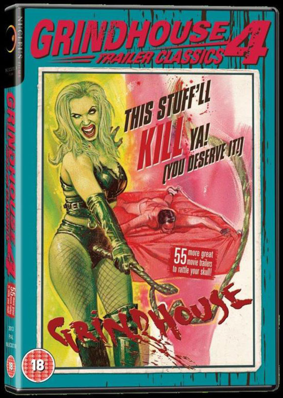 Grindhouse-4-DVD