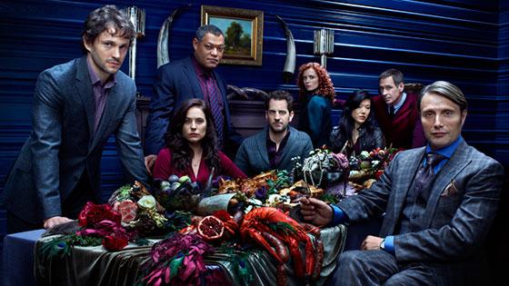 Hannibal-cast