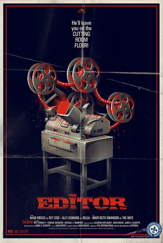 Editor-Poster
