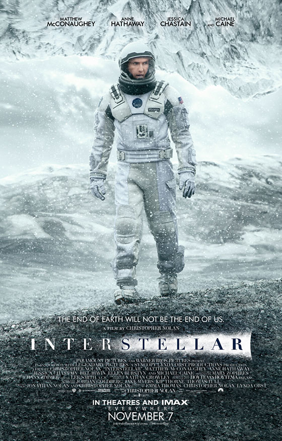 Interstellar-Main-One-Sheet