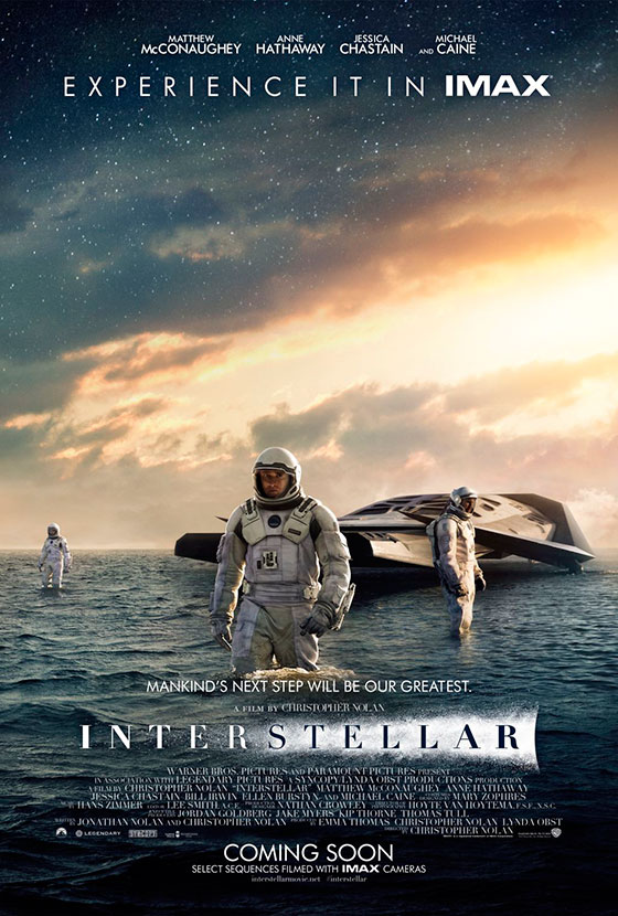 Interstellar-Water-Planet-Poster