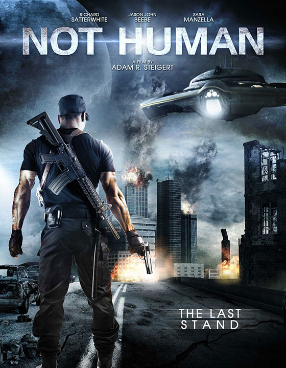 Not-Human-Poster