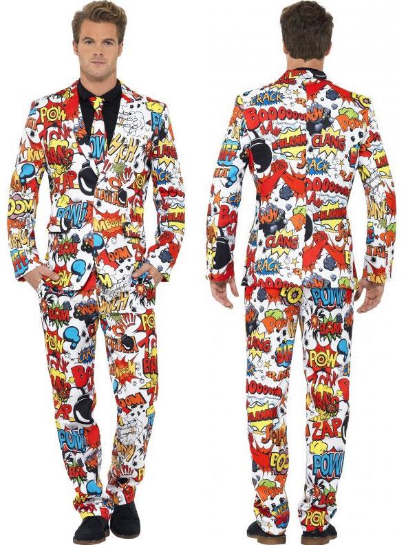 comic-suit