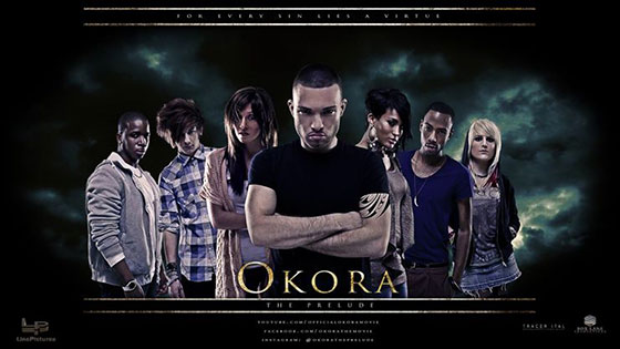 Okora-cast