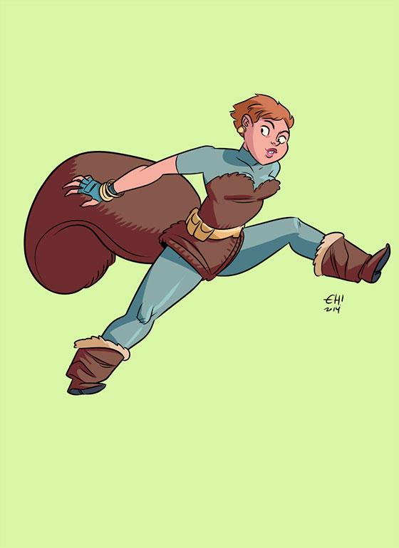 The_Unbeatable_Squirrel_Girl_Erica_Henderson_Concept_Art