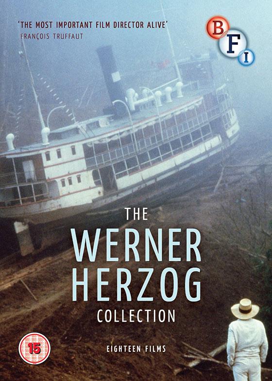 Werner-Herzog-DVD