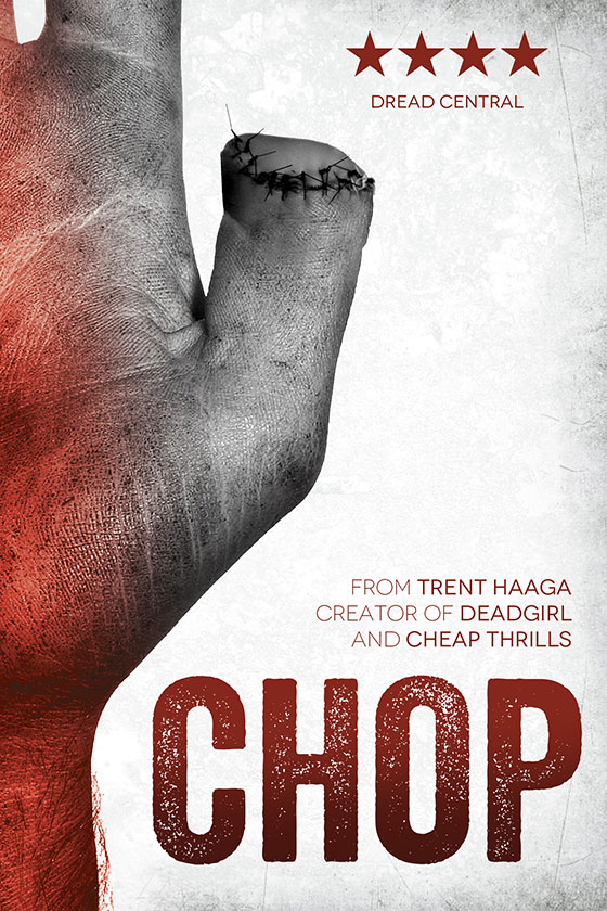 Chop-cover