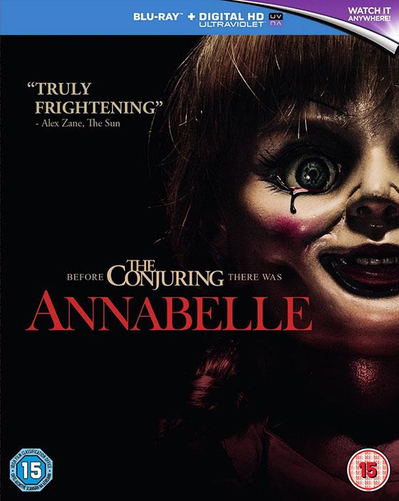 Annabelle_Blu-ray