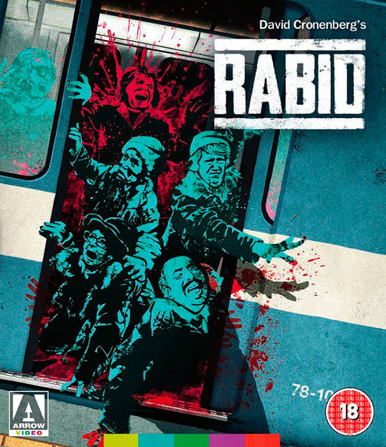 Nerdly rabid blu ray review arrow video for 13th floor 1988