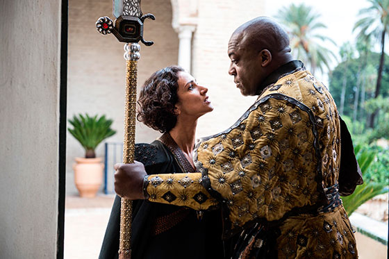 Game-of-Thrones-Season-5-Ellaria-Sand-and-Areo-Hotah