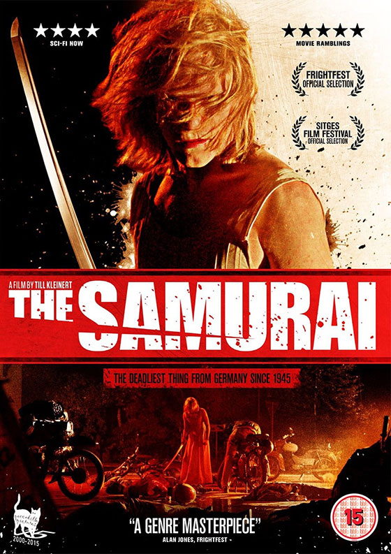 the-samurai-dvd