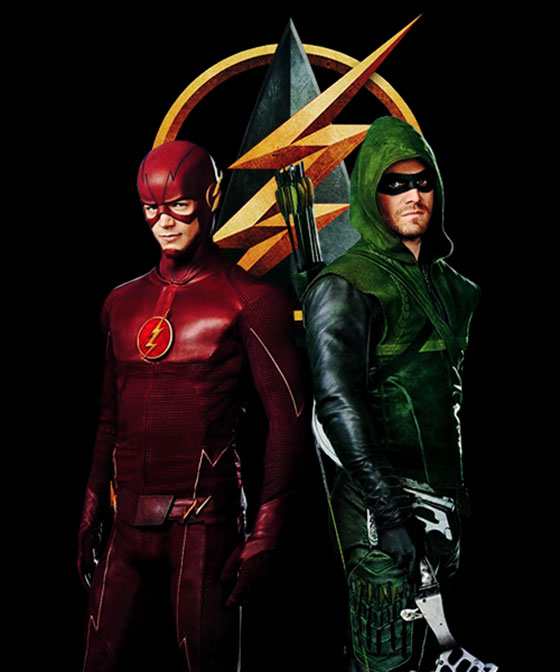 Arrow-and-Flash