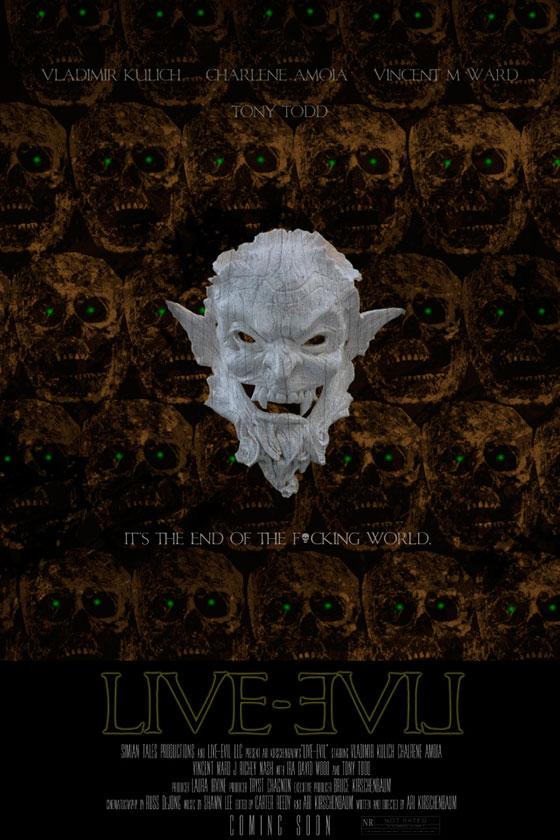 live-evil-poster