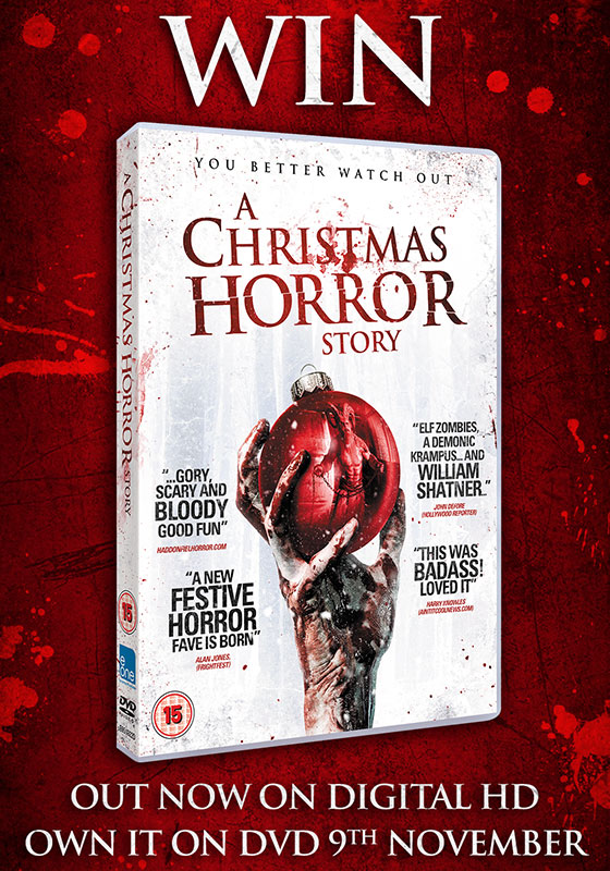 A Christmas Horror Story 2015.Competition Win A Christmas Horror Story On Dvd Nerdly