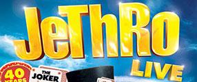 jethro-40-years-the-joker-logo