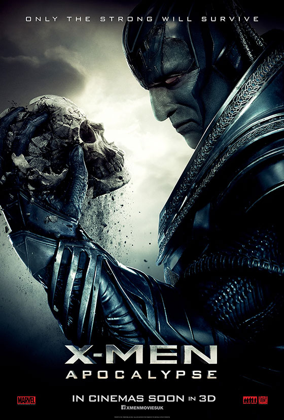 X-Men-Apocalypse-Second-Teaser-One-Sheet