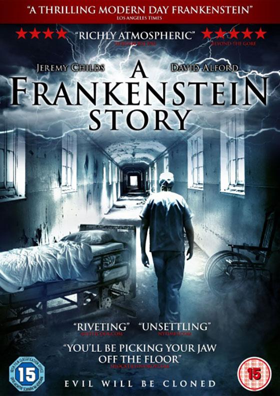frankestein movie story