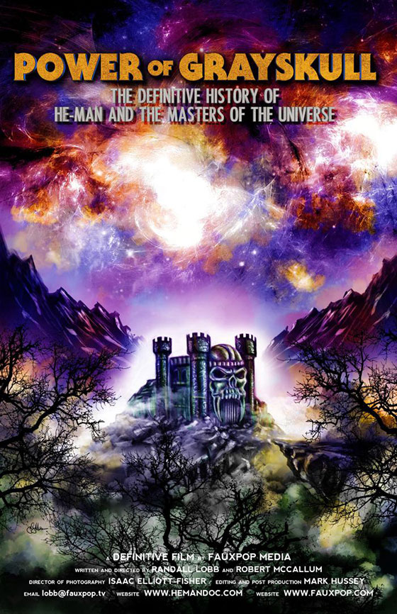 power-grayskull-poster