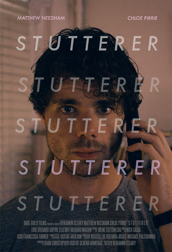 stutterer-poster