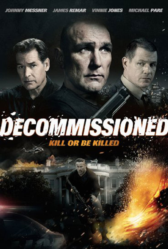 assassination-aka-decommissioned-poster