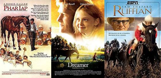 Pharlap-Dreamer-Ruffian