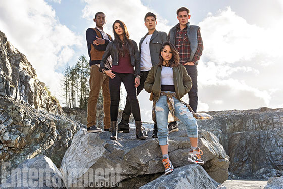 Power-Rangers-Cast