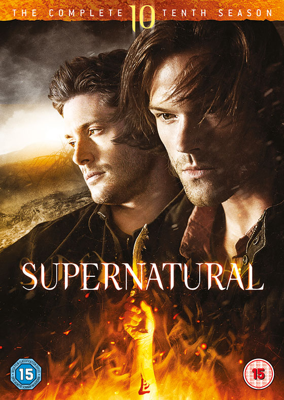 Supernatural_10_DVD