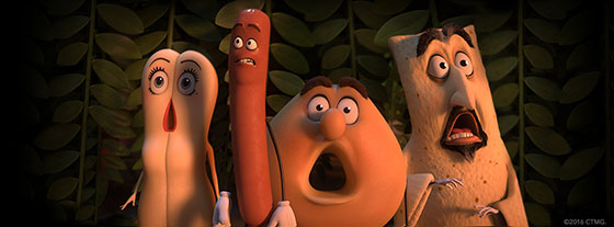 sausage-party-cast